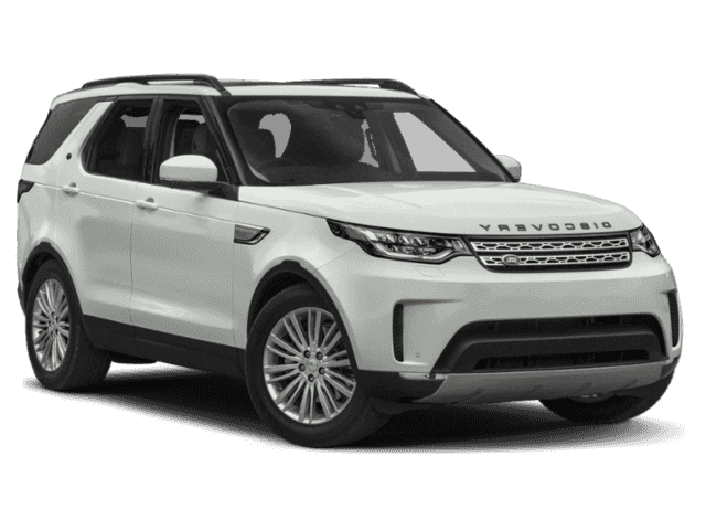 New 2018 Land Rover Discovery HSE Td6