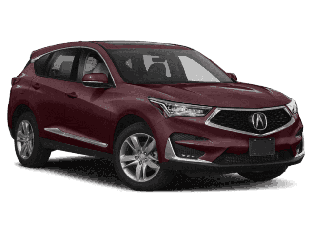 New 2019 Acura RDX RDX Adv SH-AWD, HUD, BT, Blnd Spt, CarPlay, Vnt St