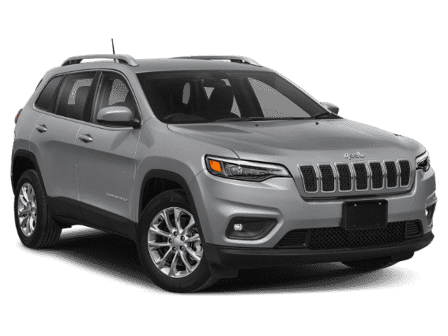 New 2019 Jeep Cherokee Altitude 4WD