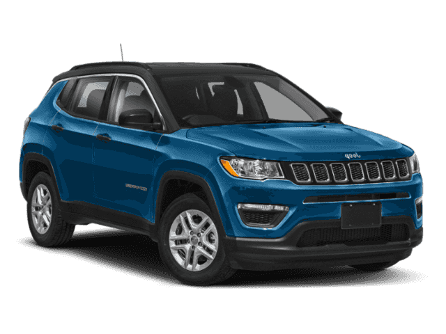 New 2020 Jeep Compass Limited 4x4 | Sunroof | Navigation