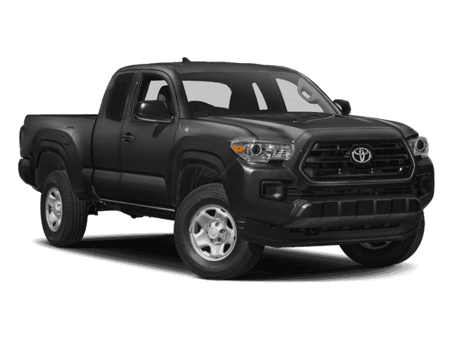Pre-Owned 2017 Toyota Tacoma SR Access Cab 6' Bed I4 4x4 MT