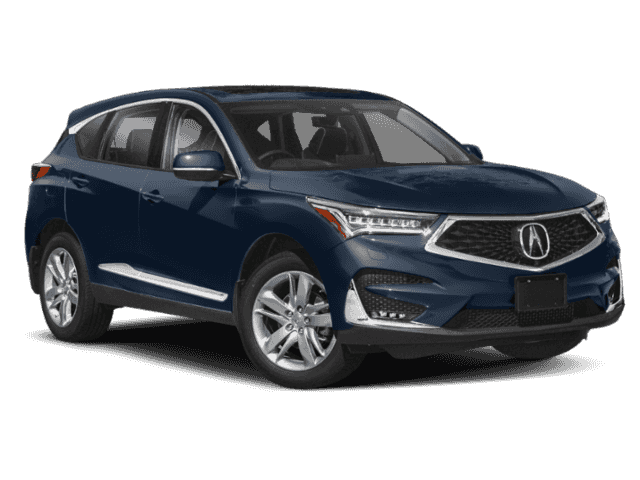New 2019 Acura RDX Platinum Elite at