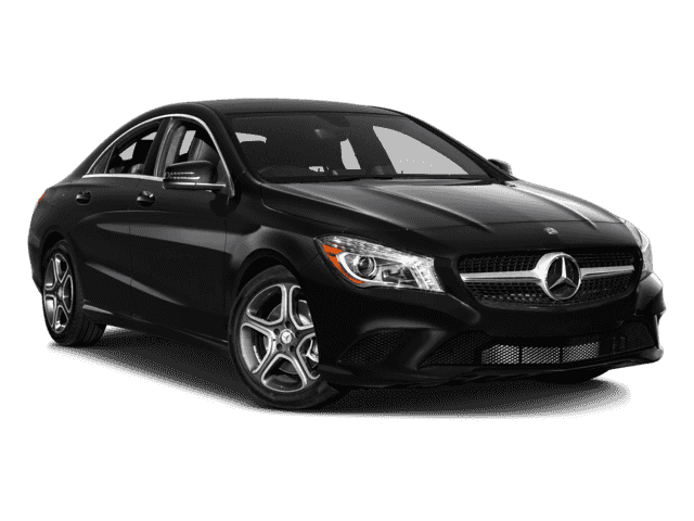 New 2016 Mercedes-Benz CLA 250 Rear Wheel Drive Coupe