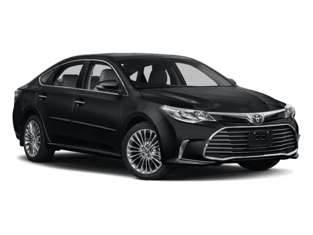 New 2018 Toyota Avalon Limited 2WD 4-DR LIMITED