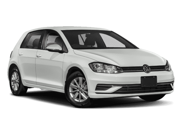 New 2018 Volkswagen Golf Trendline
