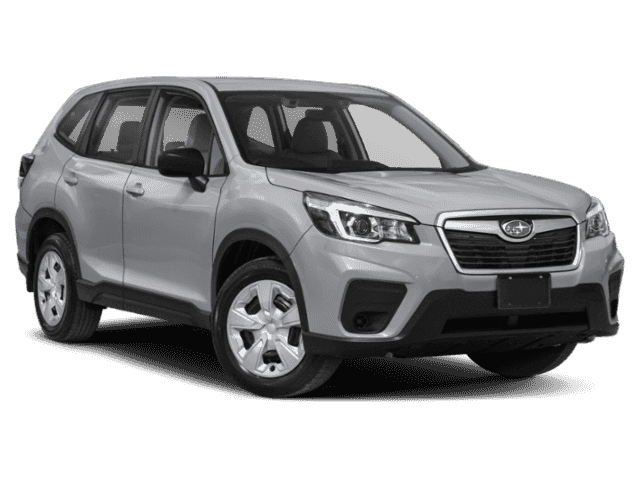 New 2020 Subaru Forester Base Model AWD
