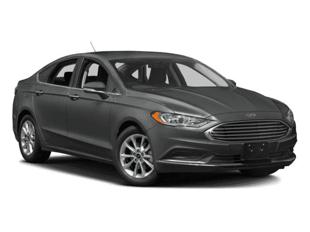 Attractive New 2018 Ford Fusion SE