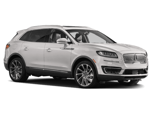 New 2019 Lincoln Nautilus Reserve 4d Sport Utility In Topeka Ys3190