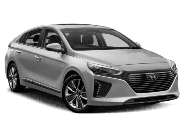 New 2019 Hyundai IONIQ Hybrid Blue Hatchback