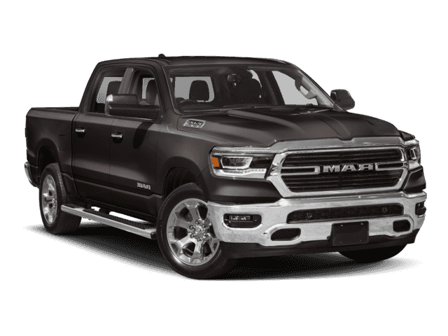 New 2019 Ram 1500 Laramie 4x4 Crew Cab 5'7 Box