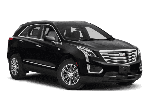 New 2018 Cadillac Xt5 Luxury Fwd