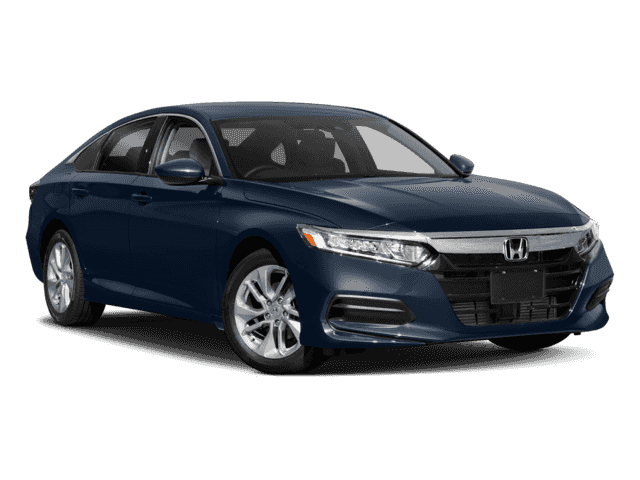 New 2018 Honda Accord LX FWD 4D Sedan