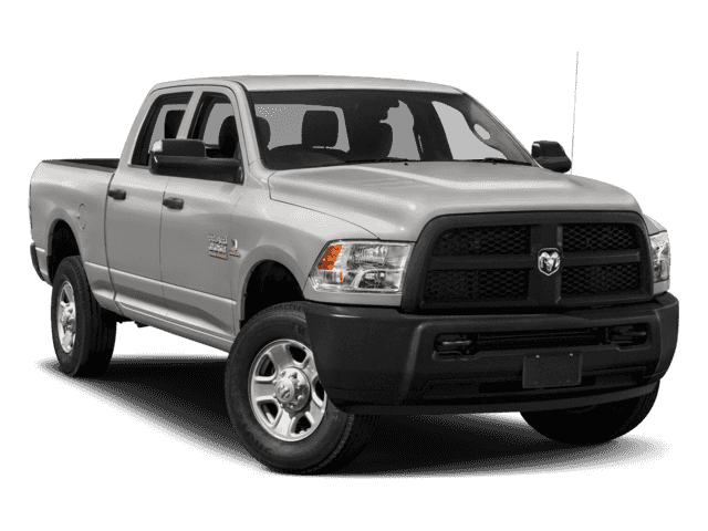 New 2018 RAM 3500 TRADESMAN CREW CAB 4X4 8 BOX
