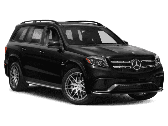 New 2019 Mercedes-Benz GLS AMG® GLS 63 4MATIC SUV