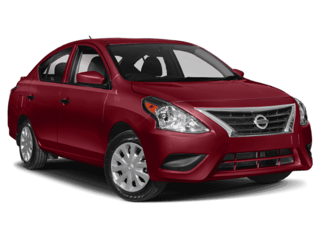 Pre-Owned 2019 Nissan Versa 1.6 SV FWD 4D Sedan