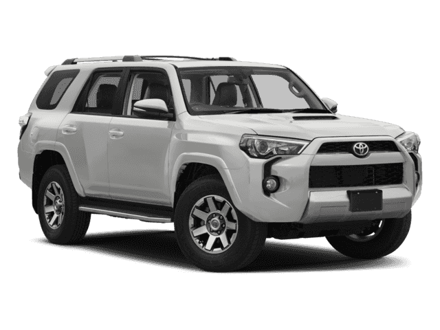 New 2017 Toyota 4Runner TRD Off Road Premium With Navigation & 4WD