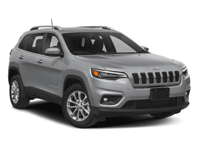 New 2019 Jeep Cherokee Sport 4x4