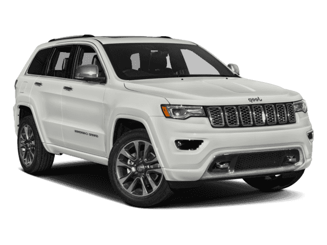 New 2018 JEEP Grand Cherokee Overland Sport Utility in Springfield ...