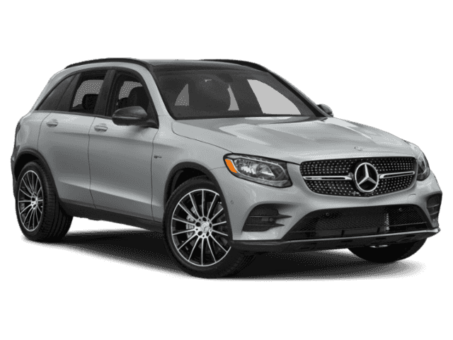 New 2019 Mercedes-Benz GLC GLC43 AMG