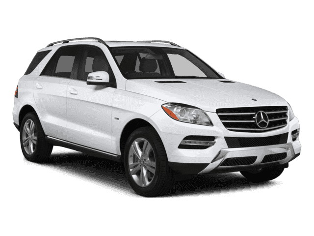 New Mercedes-Benz M-Class ML 350