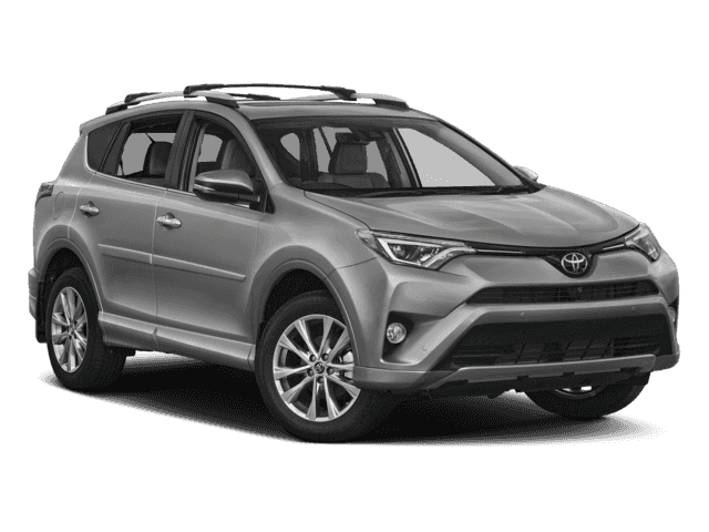 New 2017 Toyota RAV4 Limited SUV AWD