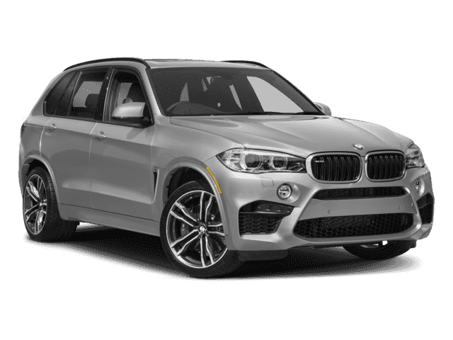 New 2018 BMW X5 M Base