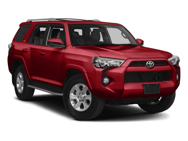 New 2017 Toyota 4Runner SR5 Premium With Navigation