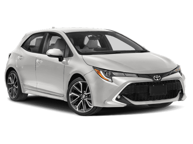 Stock #: 38241 White 2019 Toyota Corolla Hatchback XSE 5D Hatchback in Milwaukee, Wisconsin 53209