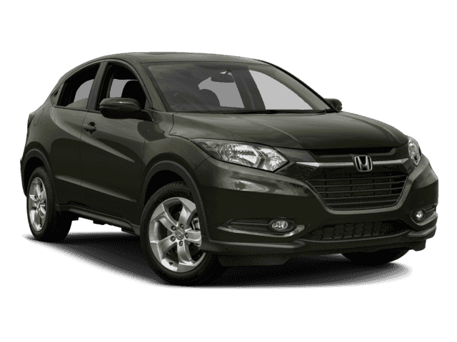 New 2016 Honda HR-V EX
