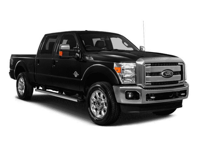 New 2016 Ford Super Duty F-250 SRW Lariat