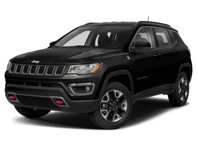 New 2020 JEEP Compass COMPASS TRAILHAWK® 4X4