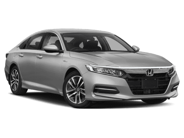 New 2019 Honda Accord HYBRID FWD Sedan