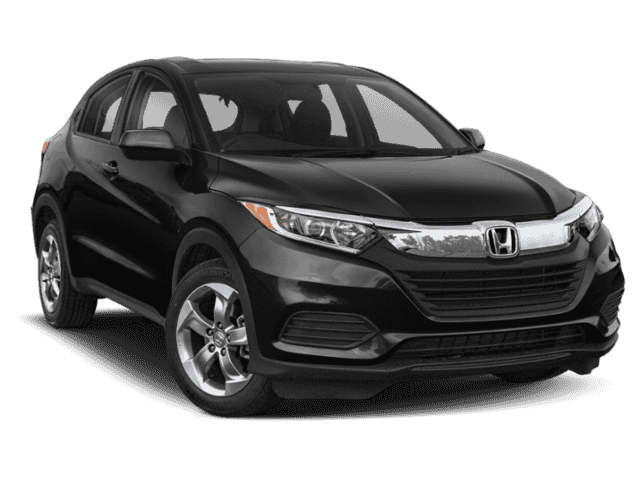 New 2020 Honda HR-V LX