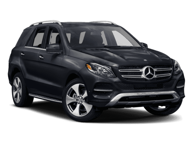 New 2017 Mercedes-Benz GLE 350 4MATIC SUV