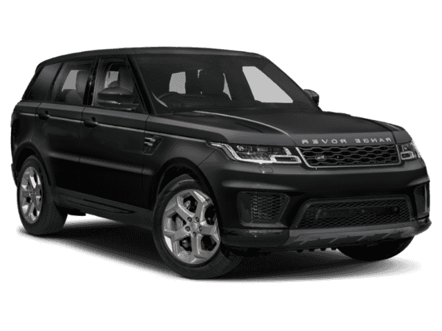 New 2018 Land Rover Range Rover Sport 3.0 Supercharged HSE