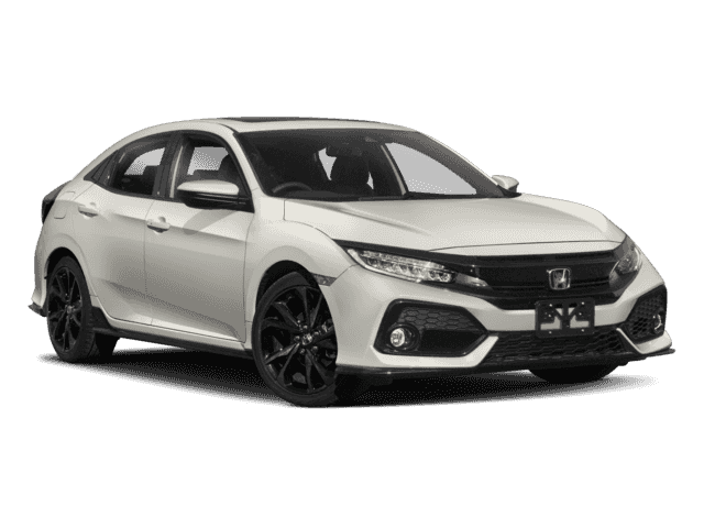 New 2018 Honda Civic Sport Touring with Navigation