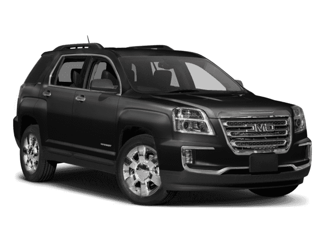 Certified Pre-Owned 2017 GMC Terrain SLT With Navigation & AWD