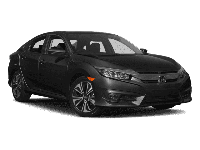 New 2017 Honda Civic EX-T FWD 4D Sedan
