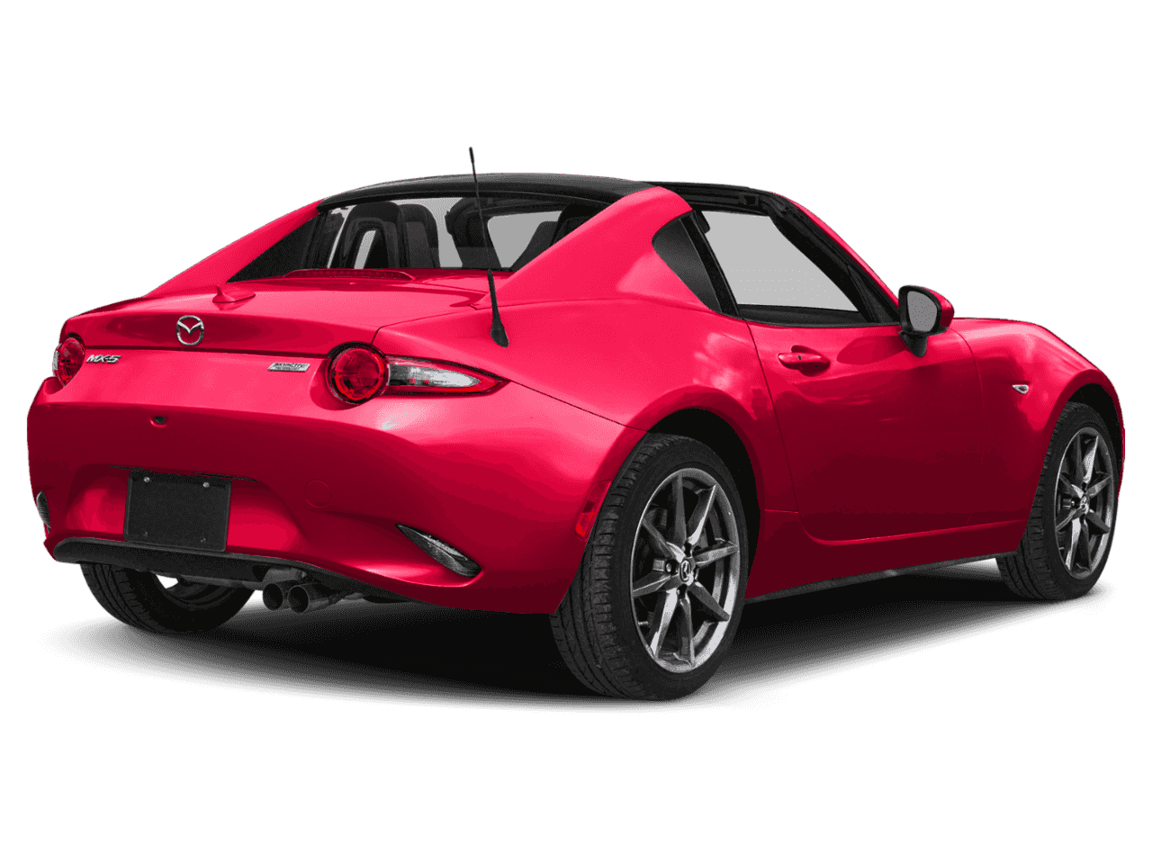 2019 Mazda MX-5 Miata RF Grand Touring RWD 2dr Car