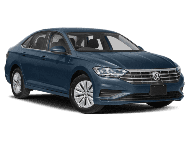 New 2019 Volkswagen Jetta 4d Sedan 1.4T SEL