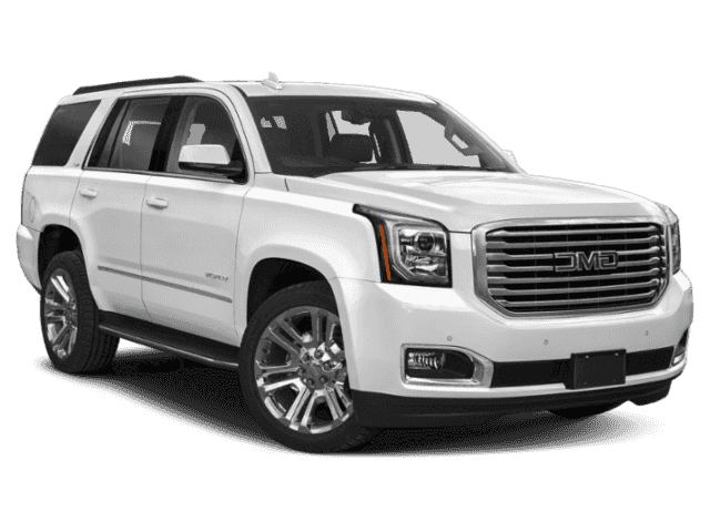 New 2020 GMC Yukon SLT - Sunroof - Navigation - Cooled Seats - $464 B/W