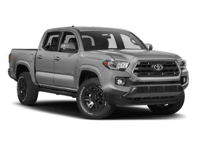 new 2018 toyota tacoma sr5 double cab in los angeles t8057015 toyota of downtown la. Black Bedroom Furniture Sets. Home Design Ideas