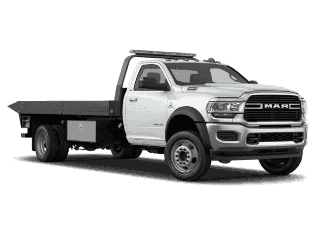 New 2019 RAM 5500 Chassis Cab Tradesman 4WD 168WB