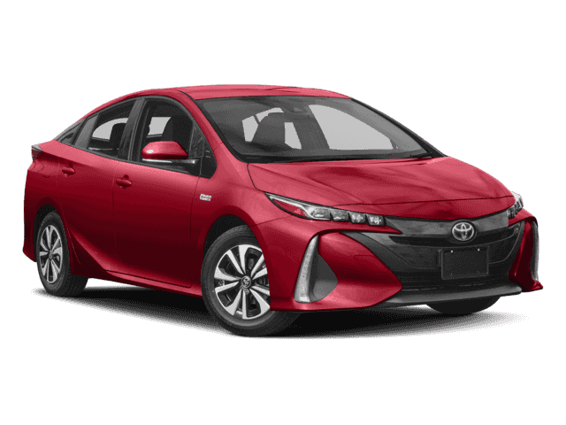 New 2017 TOYOTA Prius Prime Four Front Wheel Drive 4H