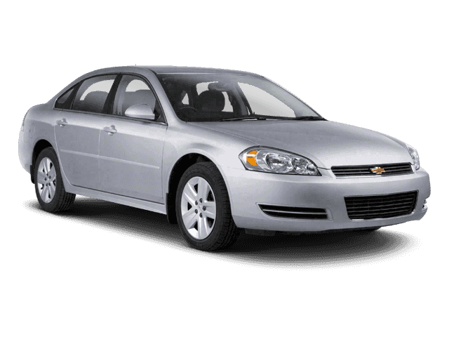 Pre-Owned 2013 CHEVROLET IMPALA LS Sedan 4