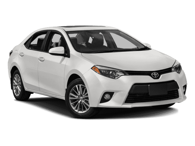 New 2016 Toyota Corolla LE FWD Sedan