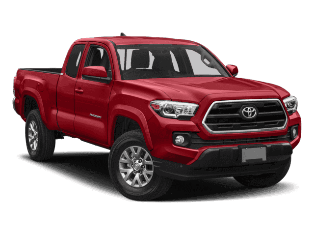 New 2018 Toyota Tacoma SR5 Long Bed