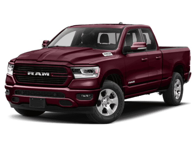 "NEW 2020 RAM 1500 BIG HORN QUAD CAB® 4X4 6'4"" BOX"