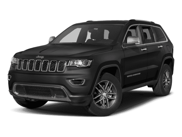 New 2017 JEEP Grand Cherokee