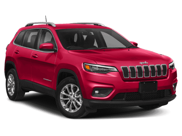 Pre-Owned 2019 Jeep Cherokee Trailhawk 4x4